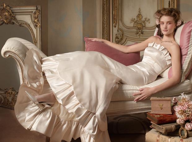 Wedding_Dresses_Rum_Pink_Silk_Duchess_Satin_Strapless_Neckline_Floor-length_Trumpet_Mermaid Свадебные платья Alvina Valenta