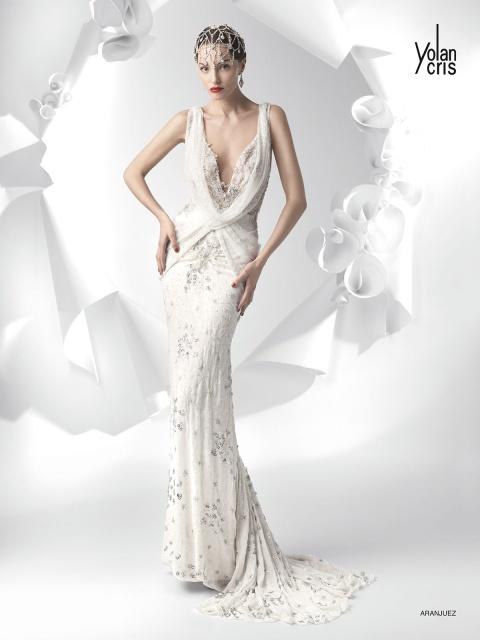 aranjuez_5320 Свадебные платья Yolan Cris