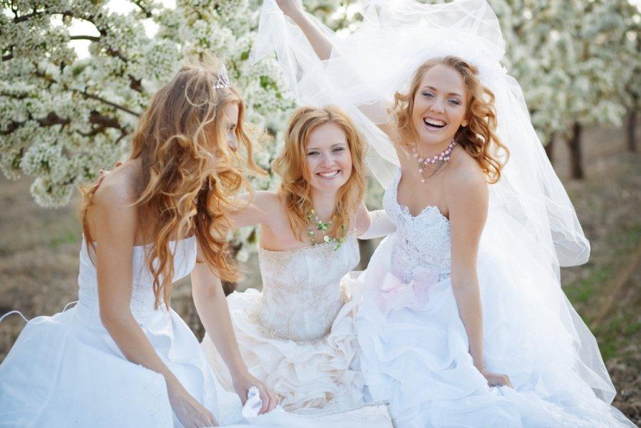 Что делать, если Вы разочаровались в свадебном платье?