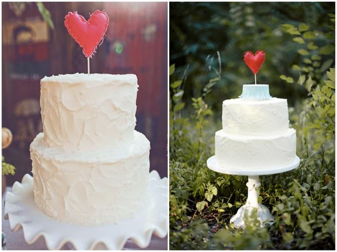 dekorativnye-serdechki-dlya-svadebnogo-torta-3 Мастер класс: декоративные сердечки для свадебного торта
