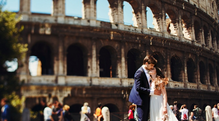 e8fc2e Свадьба в стиле любимого города: Лондон, Рим, Дублин, Париж, Мадрид, Дели