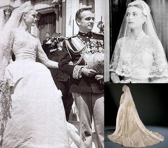 Самые известные свадебные платья