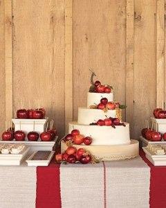 h8rwZvqambM-240x300 Сочная свадьба в яблочном стиле