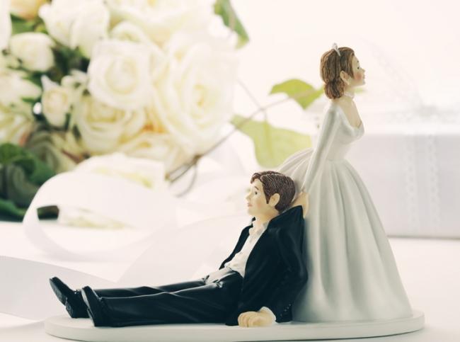 Страх перед свадьбой, как с ним бороться?