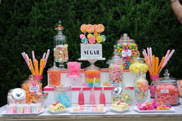 Традиционные  сладости для Candy bar (Кэнди бара)