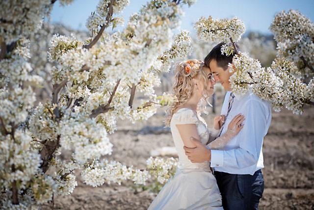 Свадебный обряд: «Необычное объяснение в любви»