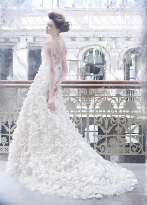 lz3256_1 Свадебные платья Lazaro