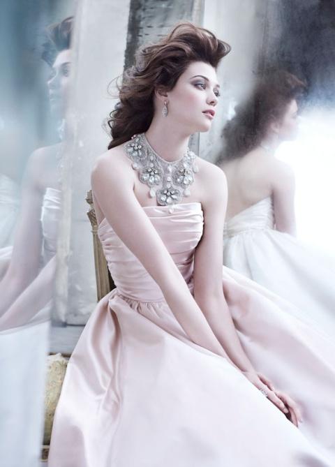 lz3265_1 Свадебные платья Lazaro