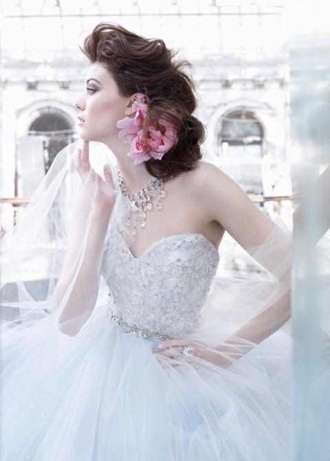 lz3269_1 Свадебные платья Lazaro