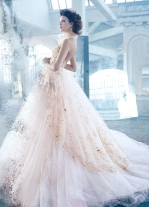 lz3315_1 Свадебные платья Lazaro