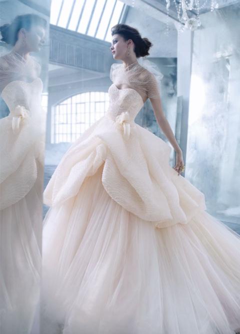lz3316_1 Свадебные платья Lazaro