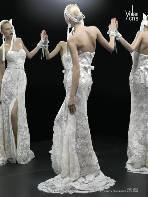 ohio_20084 Свадебные платья Yolan Cris
