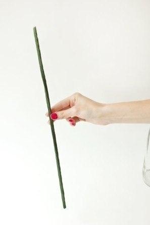 palochka Мастер класс: розы из креповой бумаги для декора свадьбы
