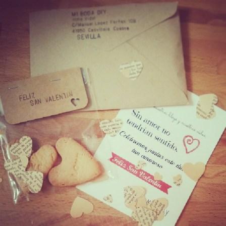 pechene10 Съедобные сувениры для гостей на свадьбе