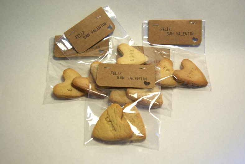 Мастер-класс: песочное печенье как подарок гостям