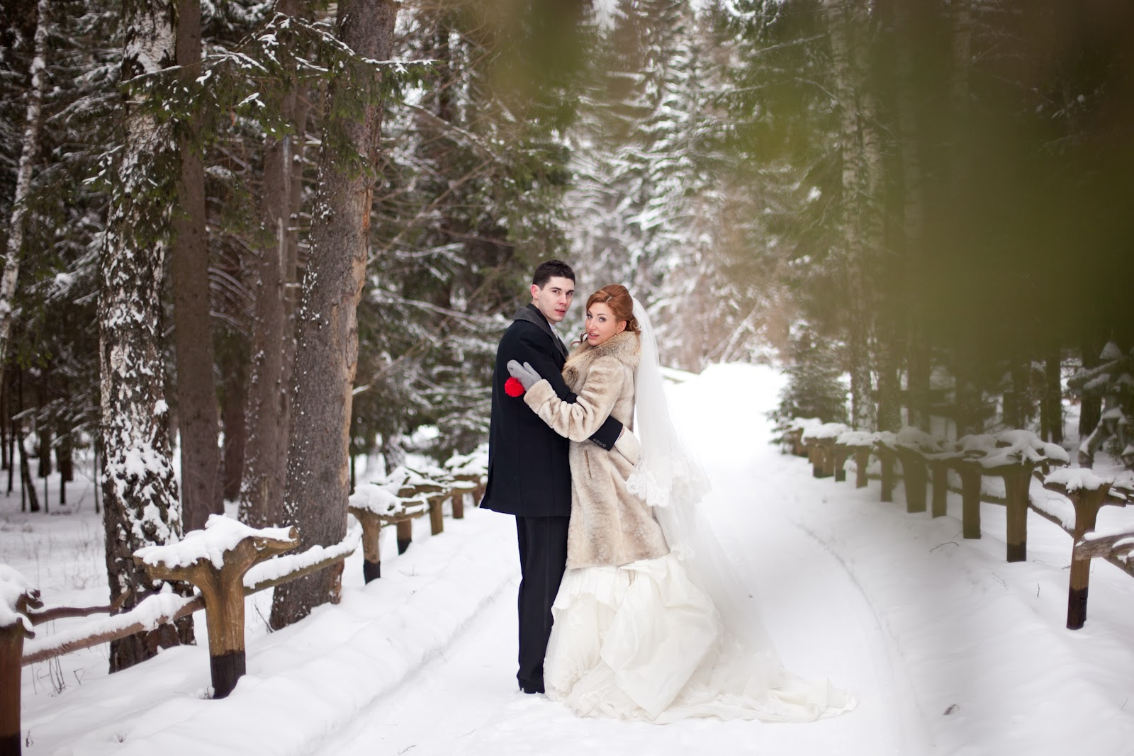 photo533 Свадьба зимой: плюсы и минусы