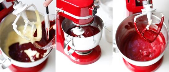 pirozhnoe-Krasnyj-barhat8 Свадебное меню: пирожное Красный бархат