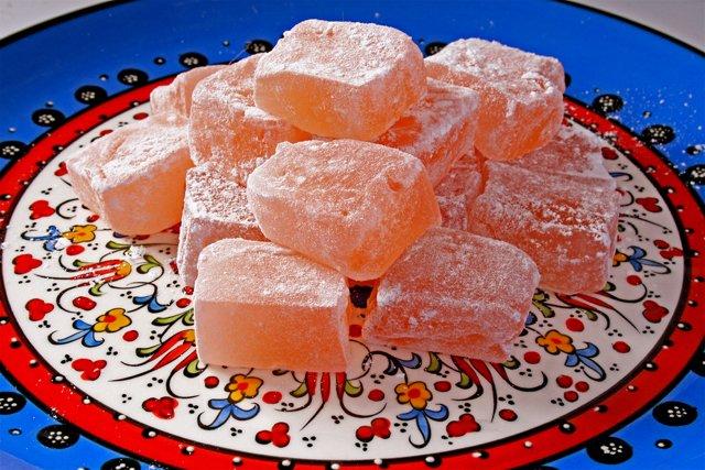rahat-lukum-na-svadbu Не традиционные  сладости для Candy bar (Кэнди бара)