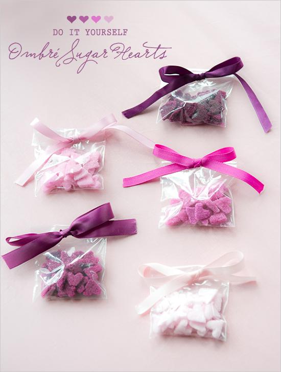 saharnye-serdechki Съедобные сувениры для гостей на свадьбе