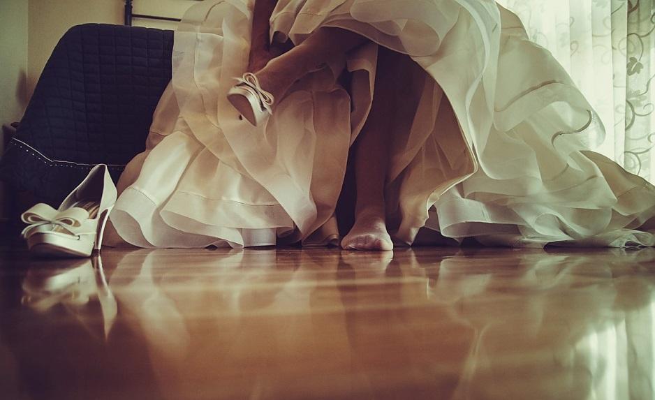 Предсвадебные сборы невесты, где провести?