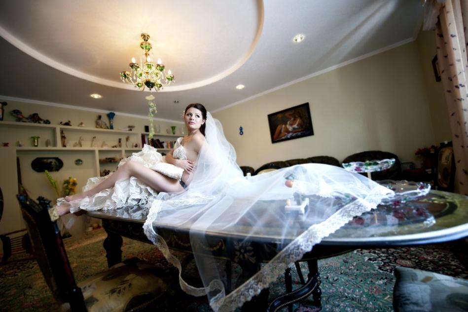 Что необходимо подготовить для предсвадебных сборов невесты