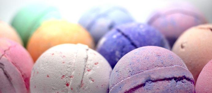 Мастер-класс: шарики для ванны как подарок гостям