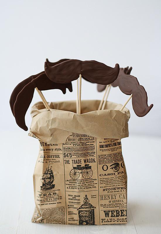 shokoladnye-usy Мастер-класс: шоколадные усы