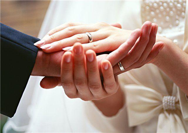 Свадебный конкурс: «Необычная клятва»