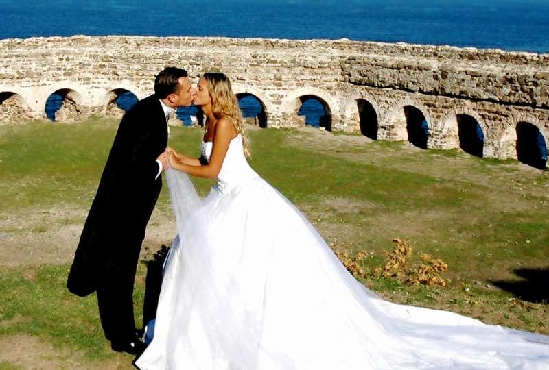 Свадебный конкурс: «Выиграй обещание»