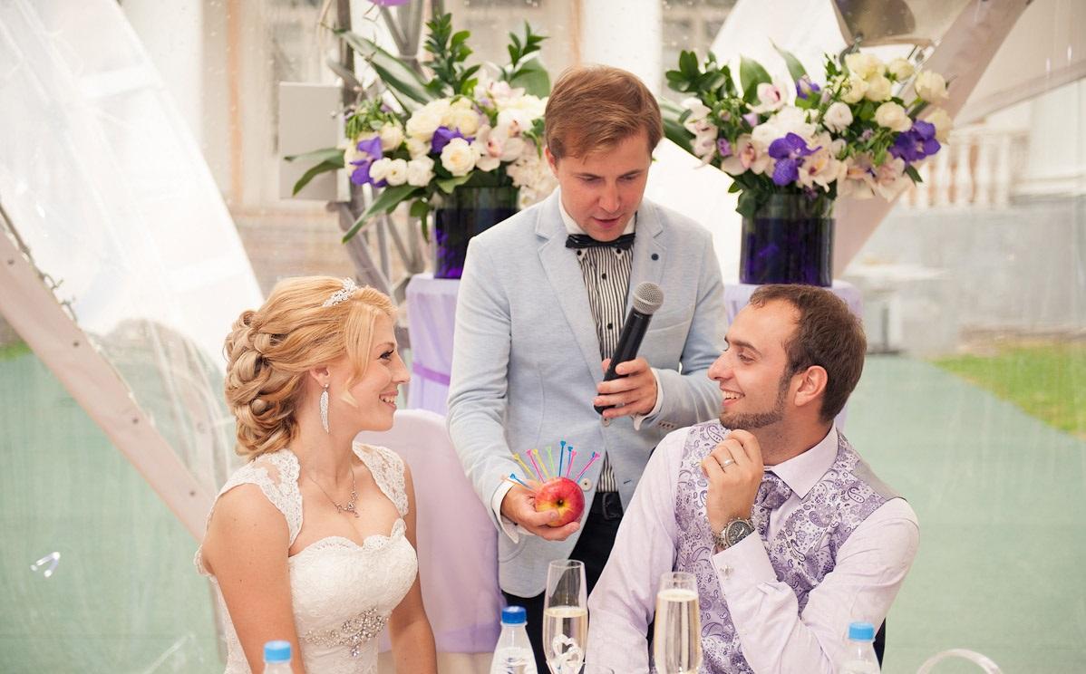 Свадебный конкурс для молодоженов: