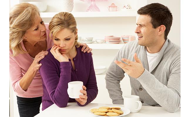 Как стать друзьями с тёщей, советы для жениха