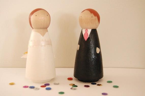 topper-dlya-svadebnogot-torta-3 Мастер класс: топперы фигурки  для свадебного торта