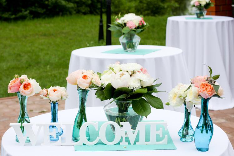 Зачем нужна welcome зона на свадьбе?