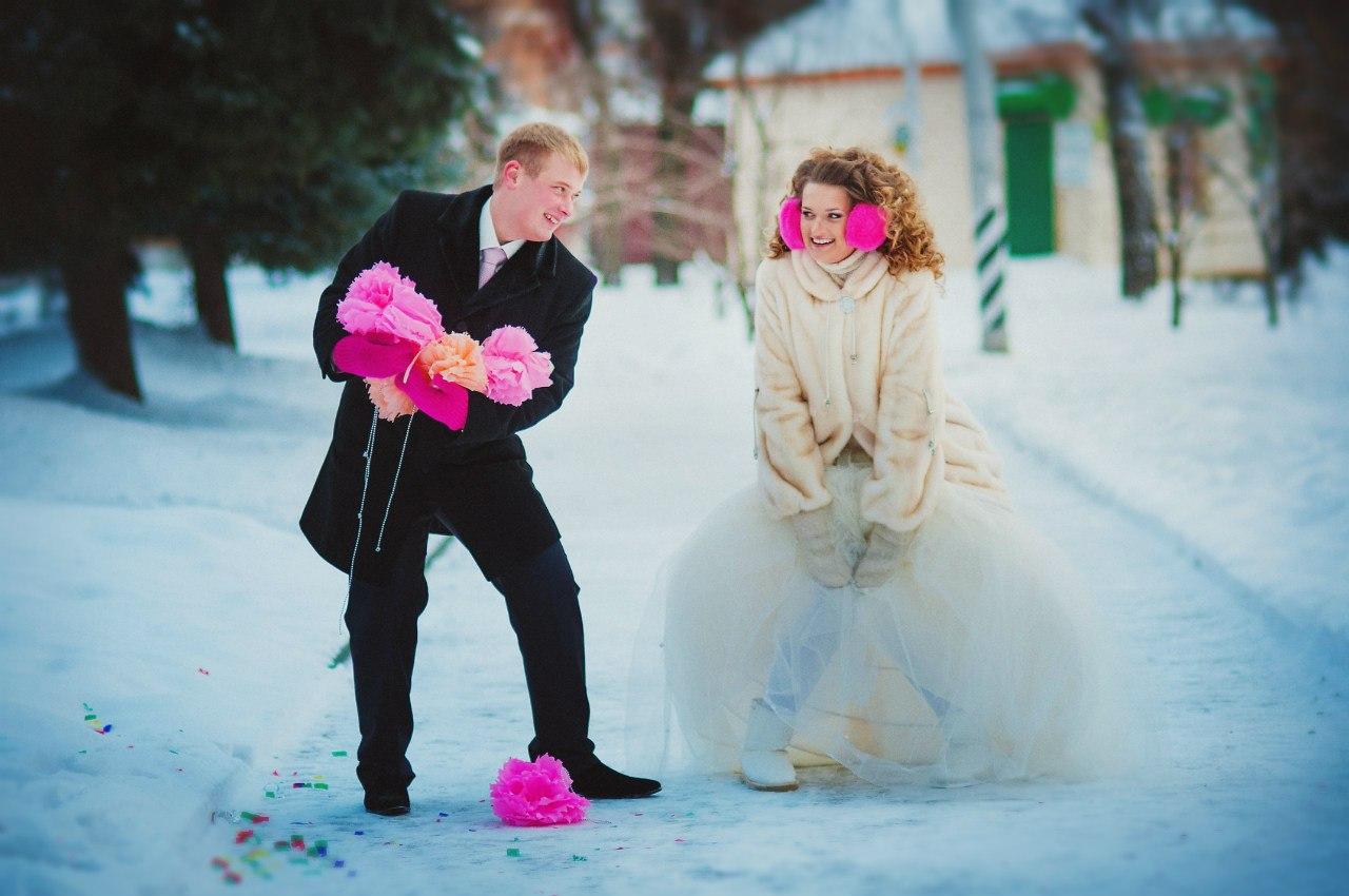 wedding-photo-11 Свадьба зимой: плюсы и минусы