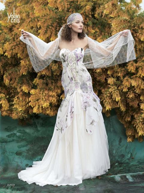 zurich_5374 Свадебные платья Yolan Cris
