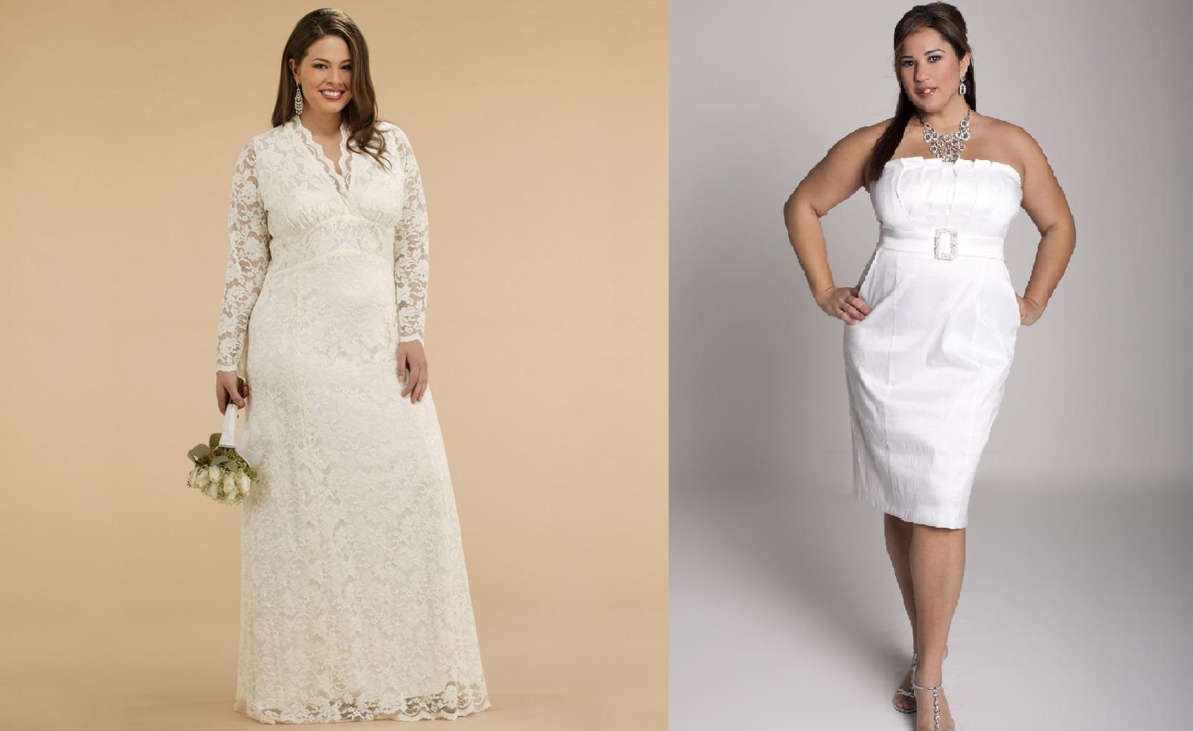 3 простых шага для того, чтобы найти идеальное платье размера плюс