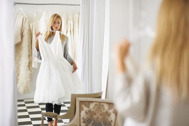3 вещи, необходимые для выбора свадебного платья