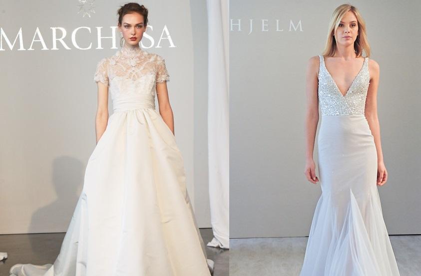 Как выбрать свадебное платье по типу фигуры Часть 1