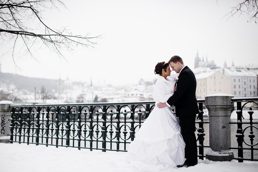 Свадебное путешествие зимой