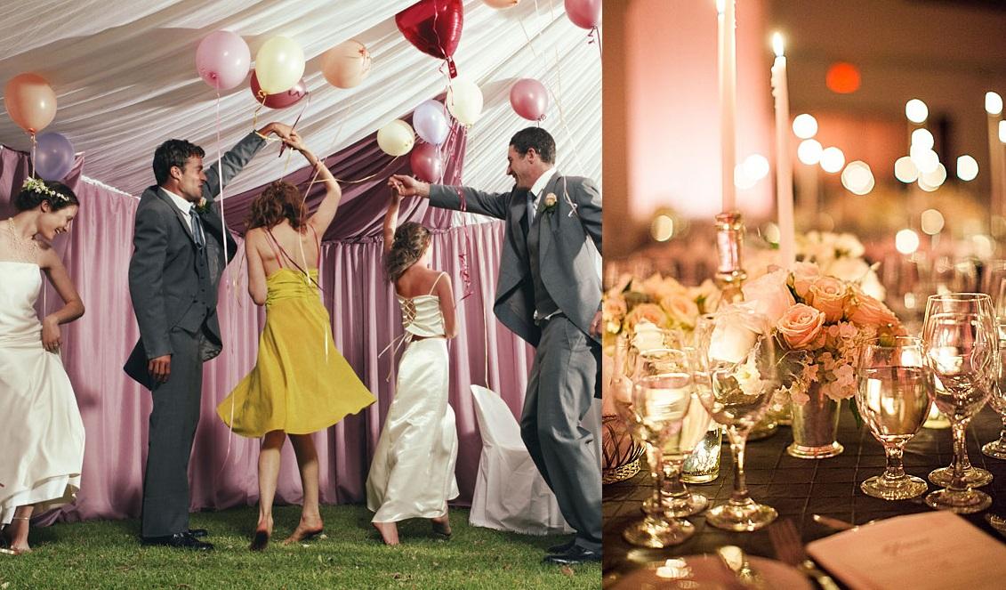 Свадебный этикет для семьи и гостей Часть 2