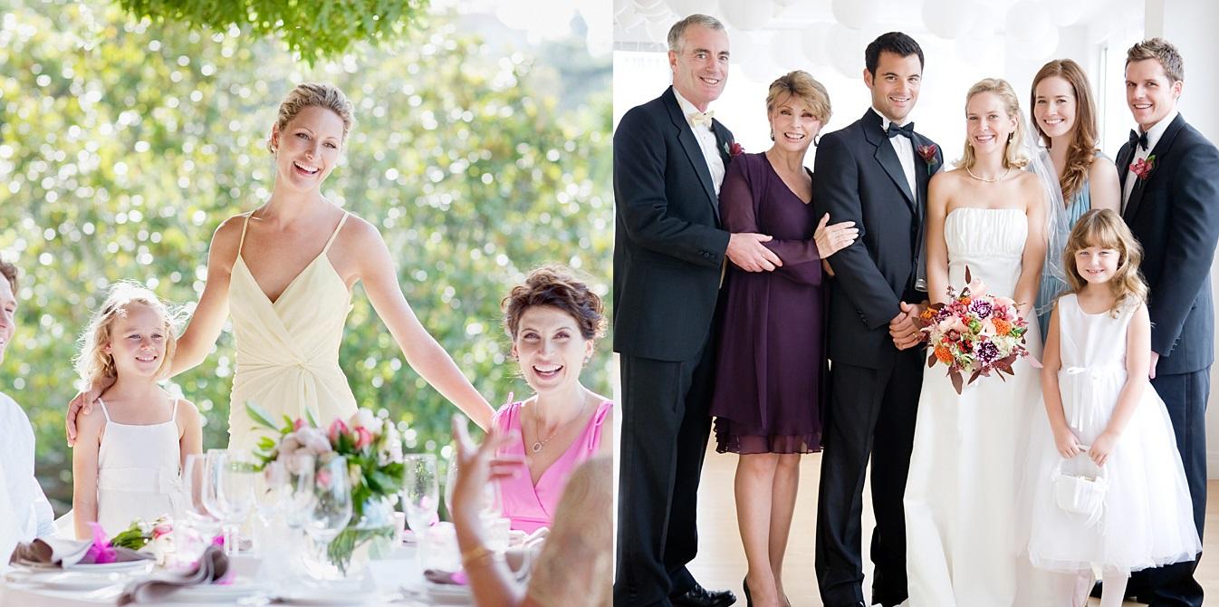 Свадебный этикет для семьи и гостей Часть 3