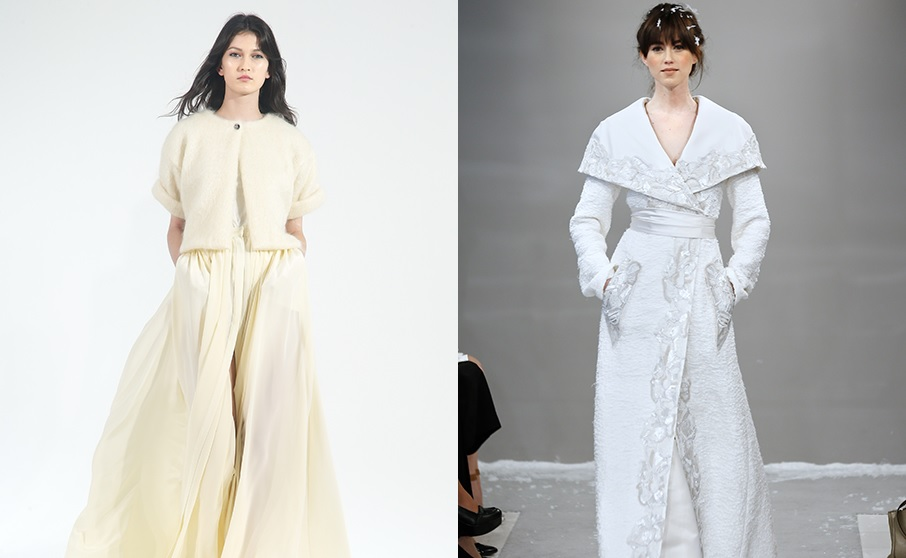 Тренды 2015 года: верхняя одежда