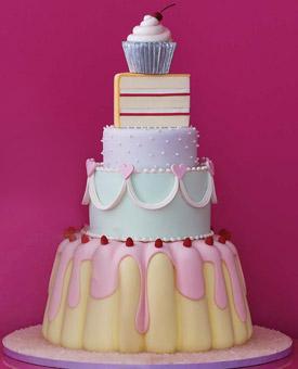Unikalnye-svadebnye-torty9 Уникальные свадебные торты