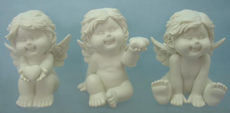 Дарим «ангелов» молодым на счастье