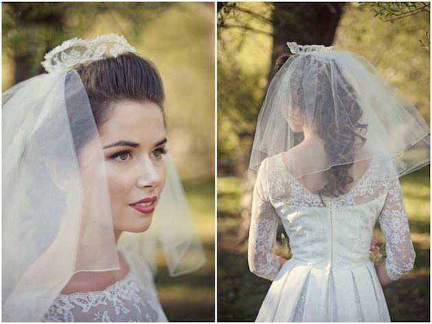 korotkaya-fata Короткая фата для невесты