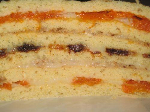 nachinka-smetannik Топ-3 классических начинок для свадебного торта