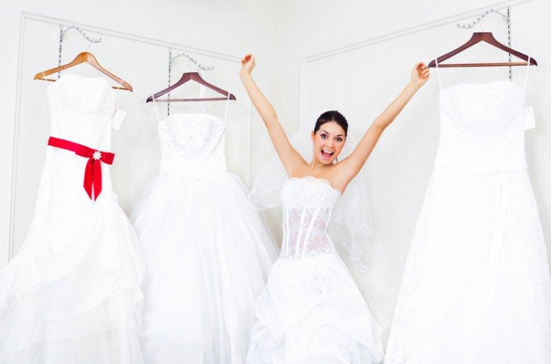 Поход за свадебным платьем, что стоит помнить невесте