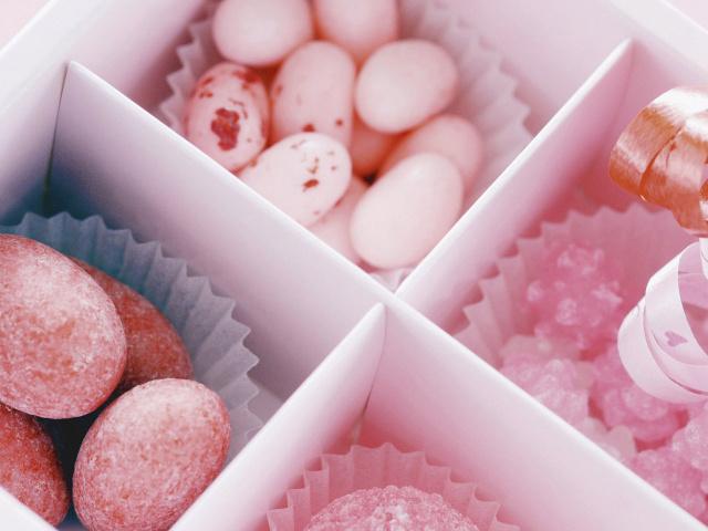 rozovye-sladosti Создаем Кэнди Бар в розовом цвете