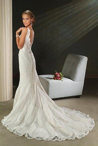 shlejf-u-svadebnogo-platya Свадебное платье со шлейфом