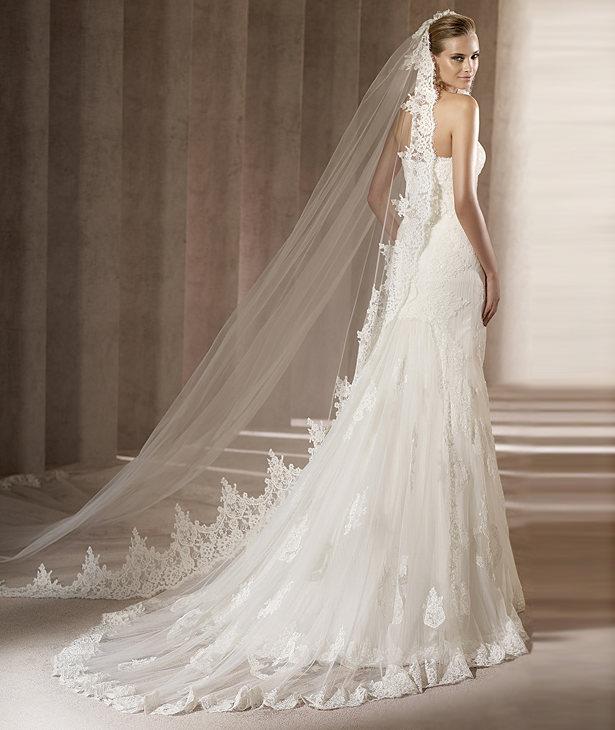 svadebnoe-plate-i-shlejf Свадебное платье со шлейфом